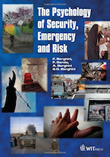Psychology of Safety, Security, Emergency<br>and Risk