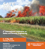 <html>SAFE 2015<br>6<sup>th</sup> International Conference on Safety and Security Engineering</html>